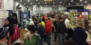 Bass and Saltwater Fishing Show - Raleigh